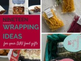 19 Wrapping Ideas for Your Food Gifts
