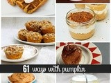 61 Ways with Pumpkin