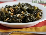 Butter-Braised Kale