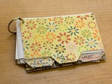 Index Card Book