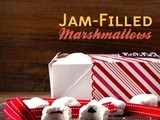 Jam-Filled Marshmallows