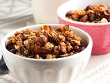 Raisin Nut Granola