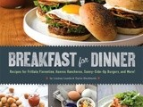 Savvy Cookbooks: Breakfast for Dinner