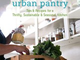 Savvy Cookbooks: Urban Pantry (+ Cherry Vanilla Syrup)