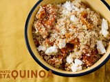 Tomato and Feta Quinoa