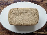 No-knead Sourdough Grain Bread
