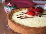 Käsekuchen...The German cheese cake
