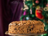 Bara Brith Welsh Speckled Bread | No Alcohol Christmas Fruit Cake