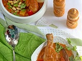 West African Spicy Peanut Butter Chicken