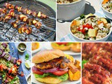 5 Summer Barbecue Recipes You Can #CookOnceEatTwice