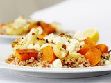 Buckwheat Salad with Roasted Vegetables