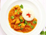 Burmese Chicken Curry: See-Pyan