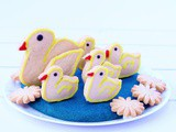 Easy 3D Biscuits: Five Little Ducks Biscuits