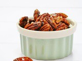 Easy Caramelised Pecans – The Perfect Nutty Snack