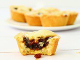 Easy Mince Pie Recipe with Shortbread Pastry
