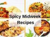 Easy Spicy Recipes for Midweek Meals