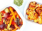 Harissa Chicken Traybake – An Easy One Pot Meal