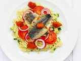 Healthy Couscous Sardine Salad