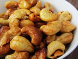 Honey Roasted Cashew Nuts