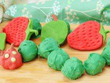 Hungry Caterpillar Cake Balls
