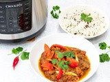 Lamb Jalfrezi in the Crock-Pot Express Multi-Cooker®