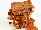 Nut and Sultana Refrigerator Bars