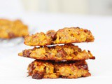 Sweet Potato and Chocolate Chip Cookies from Spiralize Every Day