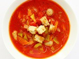 Tomato and Sausage Soup – Easy Midweek Meal