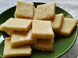 Kaju Katli Mithai | Kaju Barfi Indian Sweet | Cashew Nut Fudge