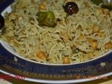 Chick Peas Rice by Haffa's Kitchen