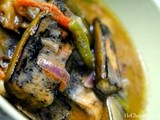 Lemak Cili Api/Green Curry Fish