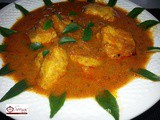 Bengali Doi Maach / Bengali Yogurt Fish Curry