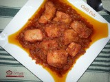 Chilli Fish / Indo Chinese Fish Recipe / Deep Fried Fish in Chilli Sauce