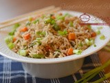 Chinese Vegetable Fried Rice Recipe / How to Make Veg Fried Rice