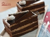 Chocolate Cake Pastry Recipe