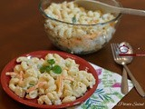 Macaroni and Potato Salad Recipe
