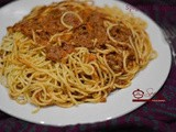 Spaghetti Bolognese Recipe / How to Make Spaghetti Bolognese
