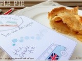 The English Apple Pie - La torta di mele come piace agli inglesi - e come piace a me: torta di mele senza uova e senza latticini