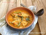 Avoli Manga Curry / Pomfret Mango Curry