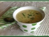 Broccoli Chicken Soup