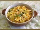 Cabbage- Carrot Thoran