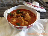 Chicken Thengapal Curry / Chicken Curry with Coconut Milk