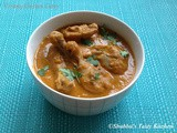 Creamy Chicken Curry
