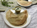 Curry Leaves Dosa