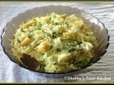 Green Peas and Baby Corn Pulao/ Pulav