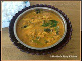 Kallummakaya Thenga Aracha Curry / Mussels Curry in Coconut Gravy
