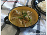 Mutton Thengapal Curry / Mutton Curry with Coconut Milk
