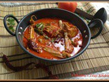 Njandu Thengapal Curry/ Crab Curry in Coconut Milk