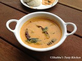 Red Coconut Chutney / Thenga Chammanthi
