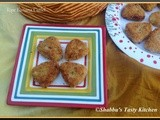 Ripe Banana Cutlet/ Sweet Cutlet